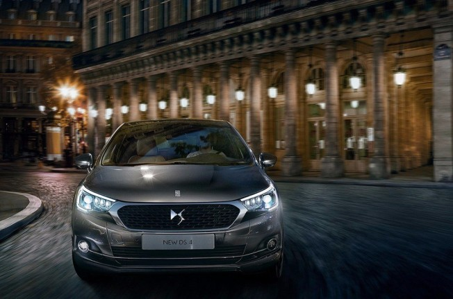 DS 4 - frontal