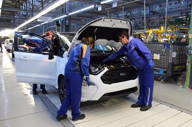 Ford EcoSport 2018 - producción Craiova