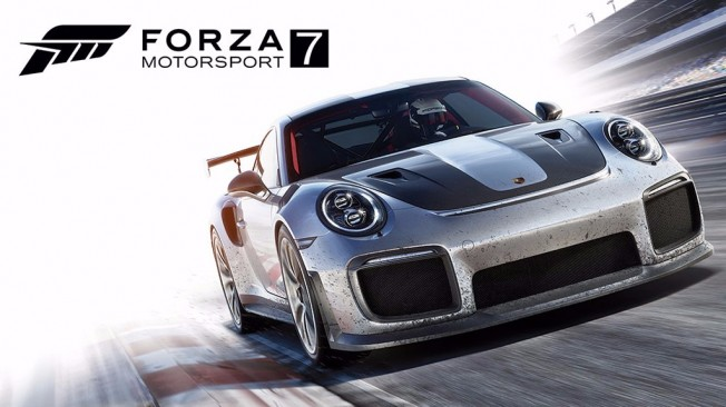 Porsche 911 GT2 RS en Forza Motorsport 7