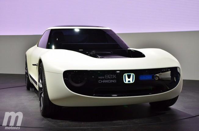 Honda Sports EV Concept - frontal