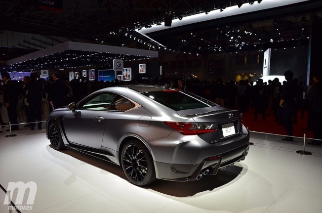 Lexus RC F 10th Anniversary - posterior