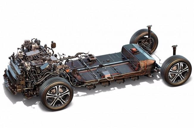 Opel Ampera-e - baterías