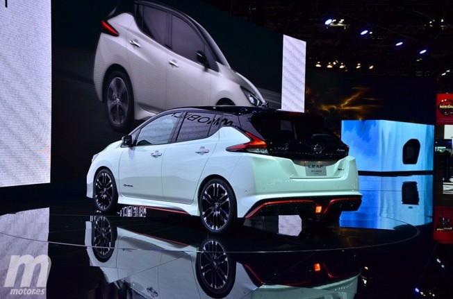 Nissan Leaf Nismo Concept - posterior