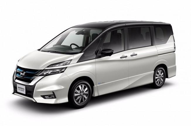 cf50521c4 El nuevo Nissan Serena e-Power está listo para su debut en Tokio ...