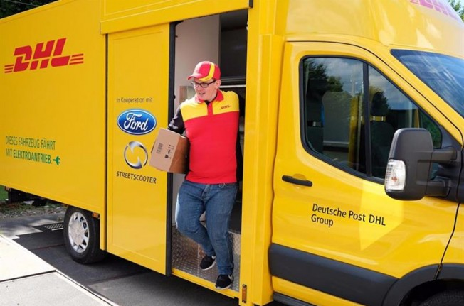 NVIDIA, ZF y Deutsche Post lanzarán camiones de reparto autónomos