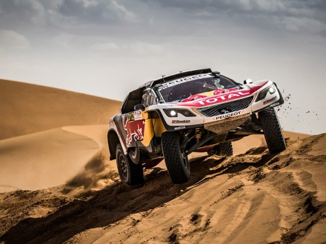 peugeot confirma que deja el dakar tras su edici n de 2018. Black Bedroom Furniture Sets. Home Design Ideas