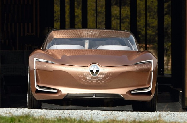 Renault Symbioz Concept - frontal