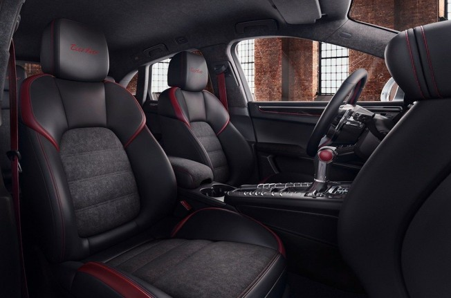 Porsche Macan Turbo Exclusive Performance Edition - interior