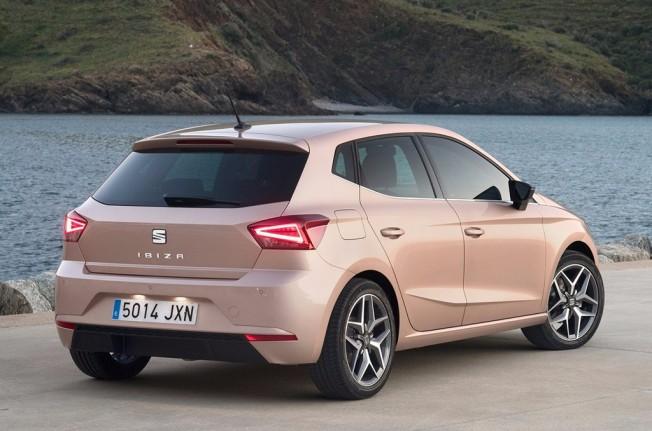SEAT Ibiza 1.6 TDI - posterior