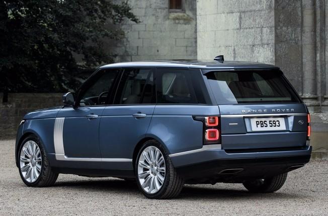 Range Rover 2018 - posterior