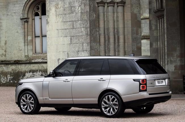Range Rover P400e 2018 - posterior