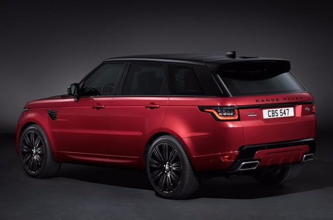 Range Rover Sport 2018 - posterior