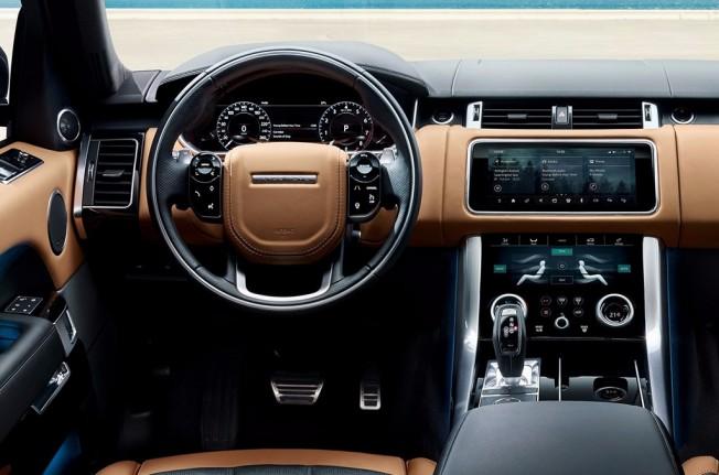 Range Rover Sport 2018 - interior