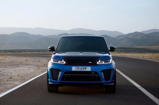 Range Rover Sport SVR 2018 - frontal
