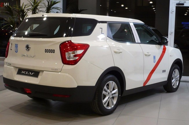 SsangYong XLV GLP - Taxi Madrid