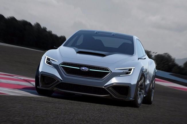 Subaru VIZIV Performance Concept - frontal