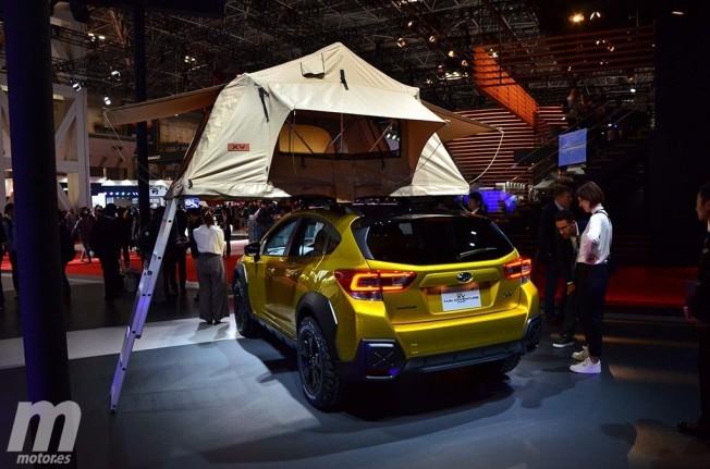Subaru XV Fun Adventure Concept - posterior
