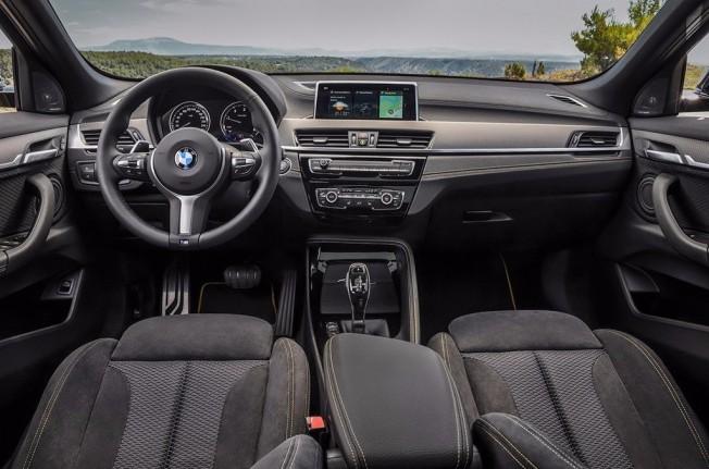 BMW X2 M Sport X - interior