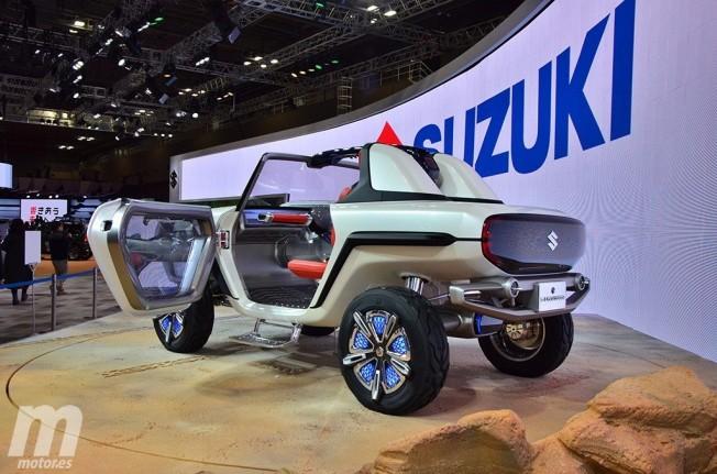 Suzuki e-Survivor Concept - posterior