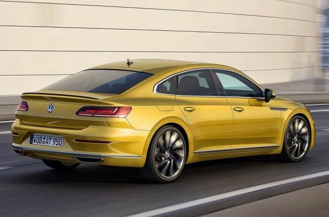 Volkswagen Arteon R-Line - posterior