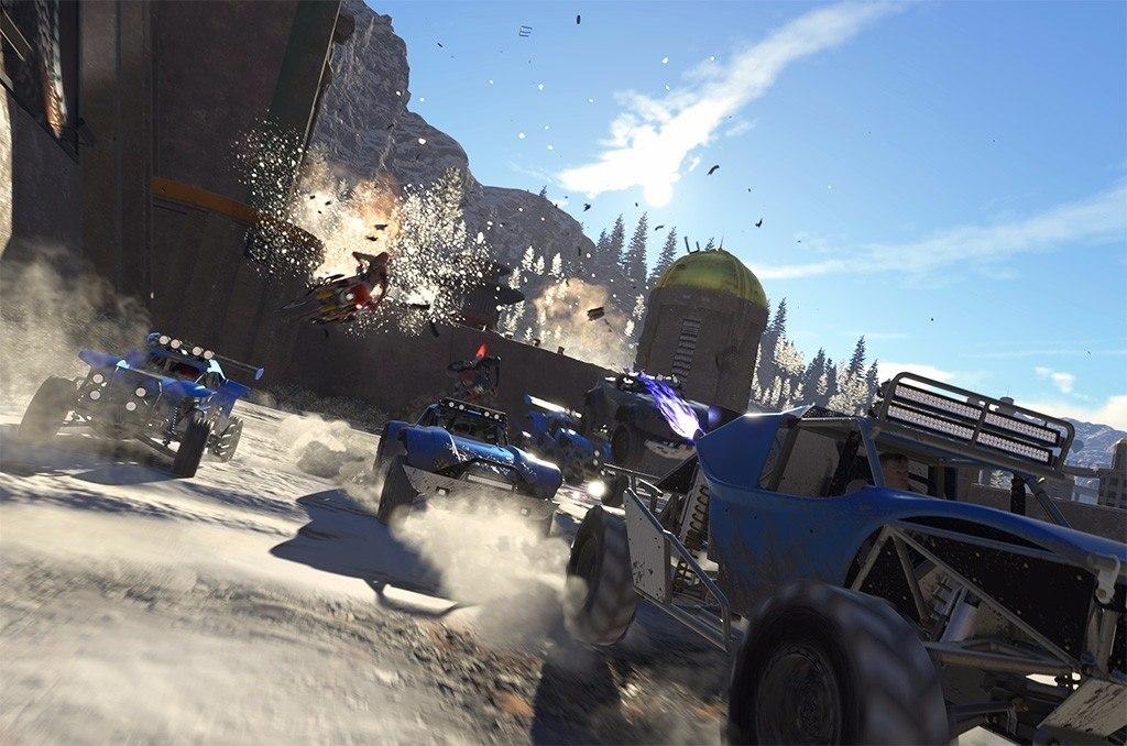 ONRUSH: anunciado el nuevo juego de carreras arcade de Codemasters