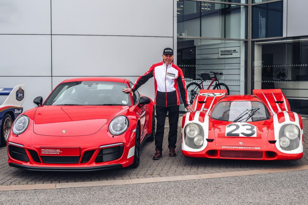 Porsche 911 British Legends Edition: homenaje a las victorias británicas en Le Mans