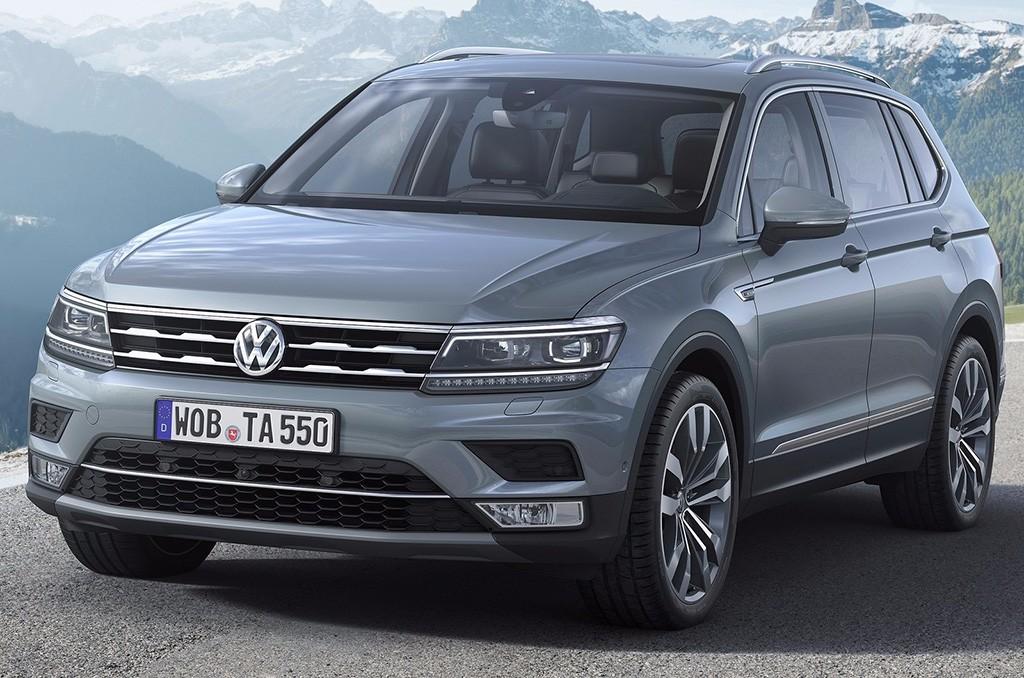 El nuevo Volkswagen Tiguan Allspace ya tiene precios en España