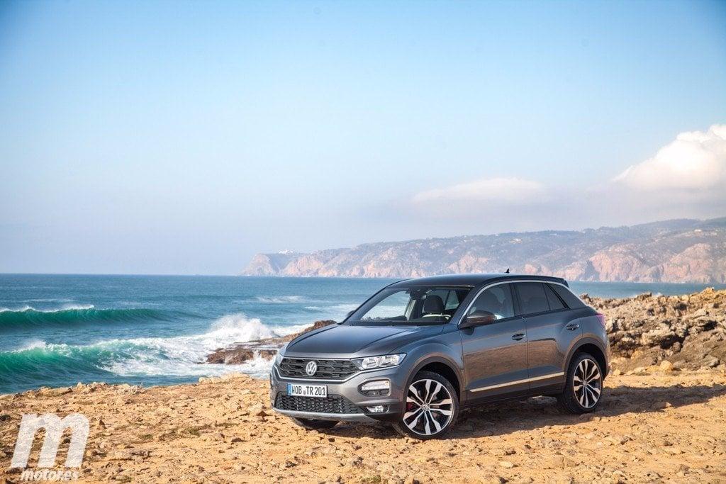 Prueba Volkswagen T-Roc, superando todas las expectativas
