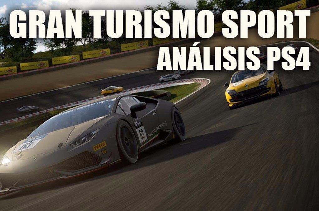 Análisis Gran Turismo Sport: el summum audiovisual del género