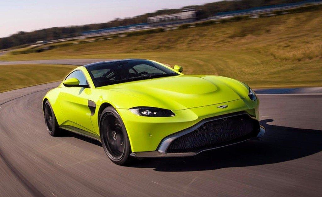 Aston Martin Vantage 2018: distinción y elegancia británica