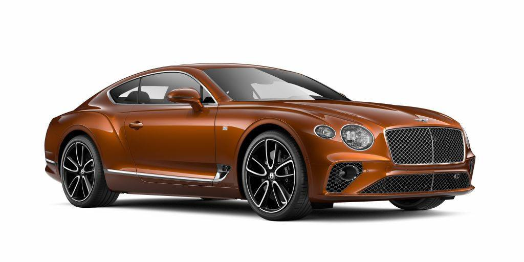 Bentley desvela el nuevo Continental GT First Edition