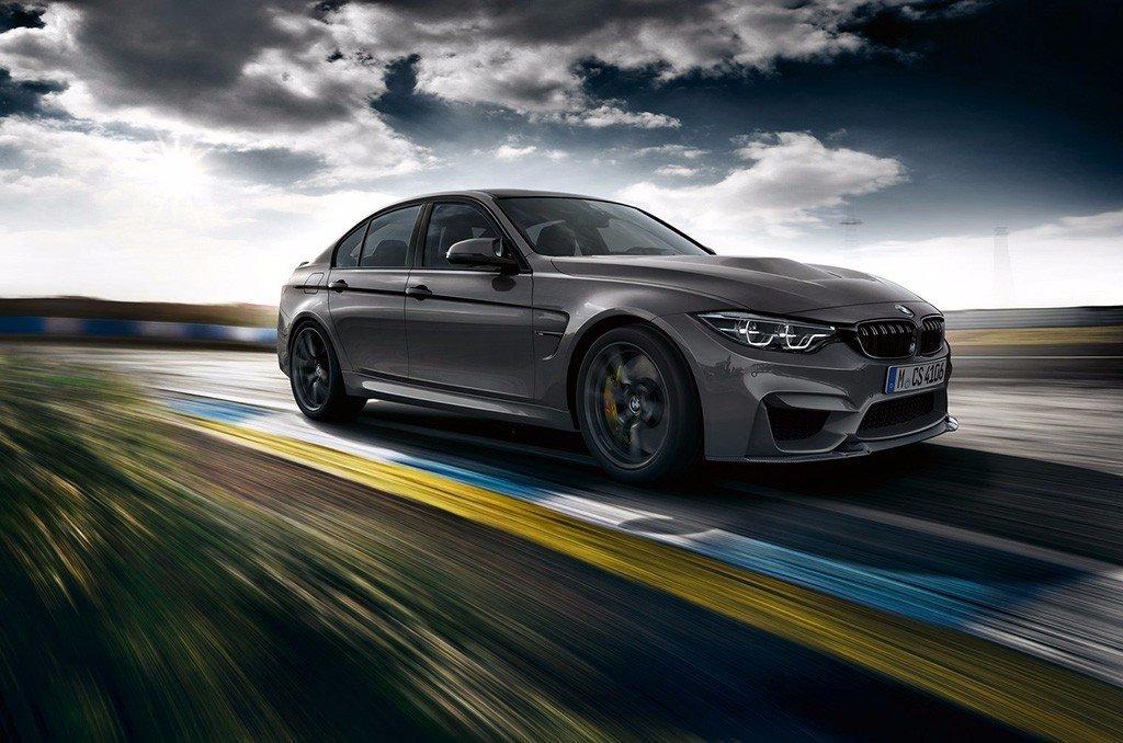 BMW M3 CS: exclusividad y más potencia en una llamativa edición limitada