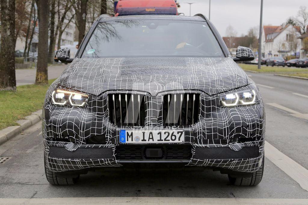 La nueva generación del BMW X5 estará a la venta en verano