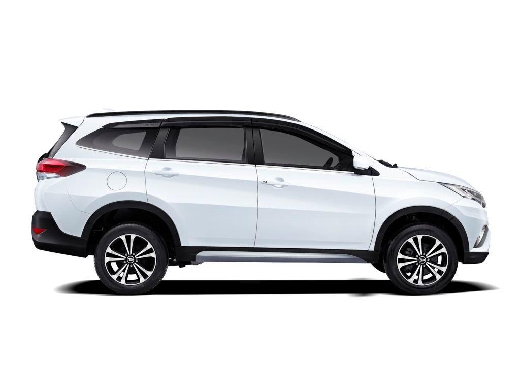Daihatsu presenta el nuevo Terios 2018 de 7 plazas
