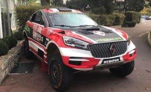 Dakar 2018: los secretos del Borgward BX7 DKR