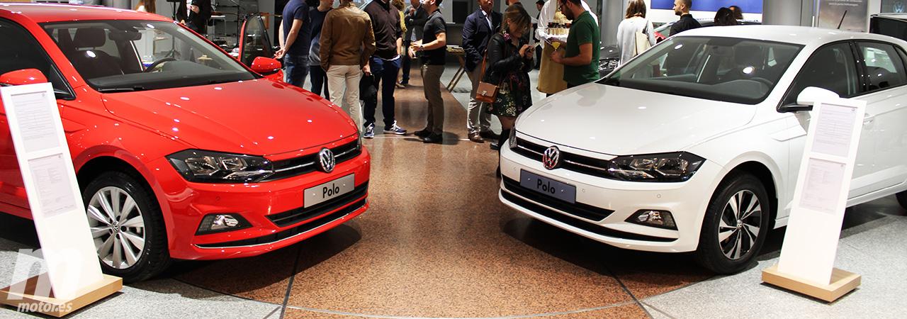 Volkswagen Polo 2017: la sexta generación debuta en Murcia cargada de novedades