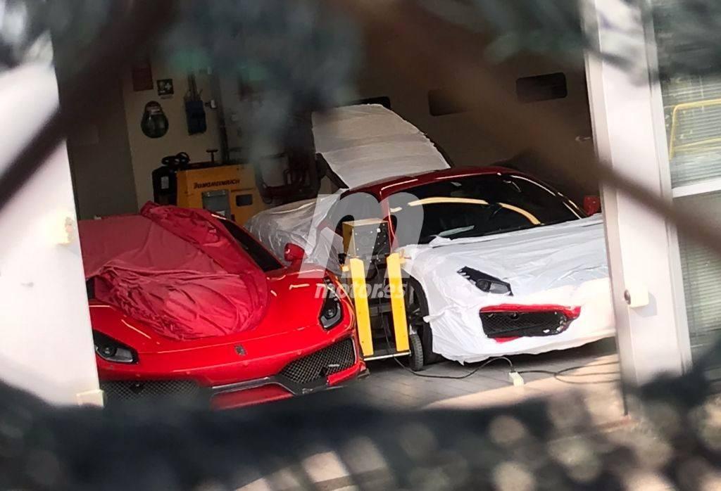 Exclusiva: el Ferrari 488 GTO cazado en su forma definitiva
