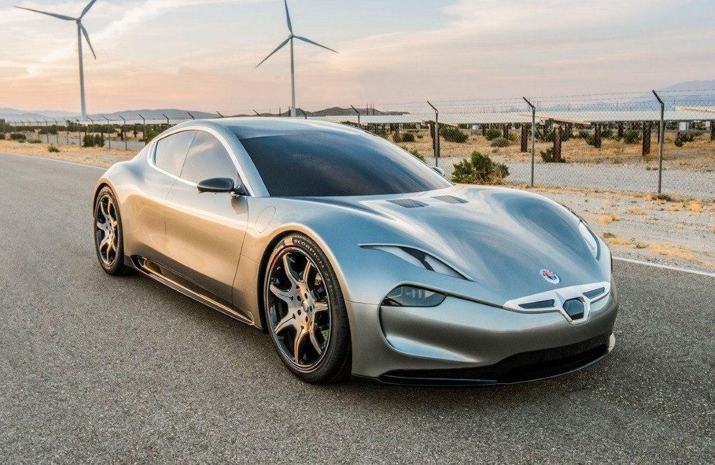 Fisker patenta una novedosa tecnología de baterías en estado solido