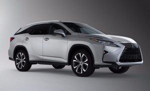 Lexus RX L 2018: la variante de 7 plazas ya es una realidad