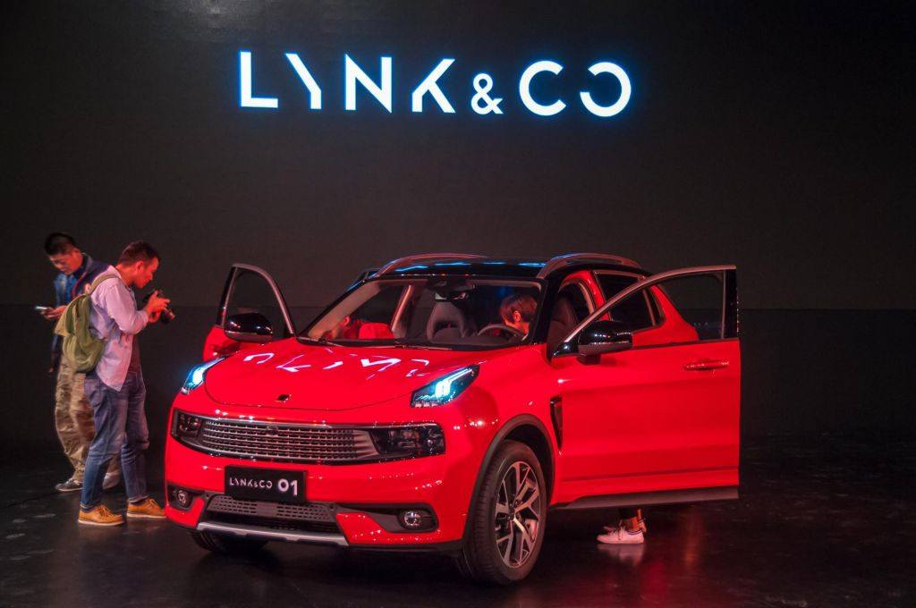 El Lynk & Co 01 ya es el coche más rápido de la historia