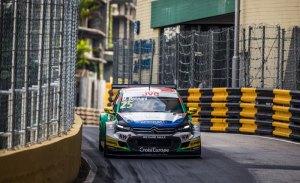 Bennani se anota la carrera inaugural del WTCC en Macao