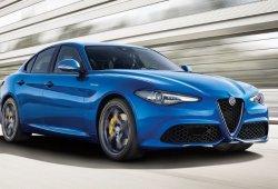 Filtrada nueva versión del Alfa Romeo Giulia de 350 caballos