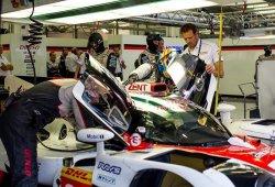 Alonso da 113 vueltas con el Toyota y logra el 5º tiempo del día