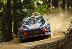 Mikkelsen no falla en el duro inicio del Rally de Australia