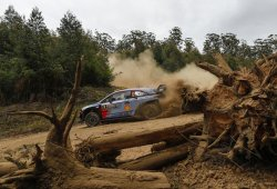 Arrollador inicio de Mikkelsen en el difícil Rally de Australia