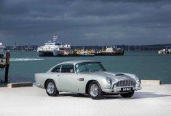 El Aston Martin DB5 de Paul McCartney también a subasta
