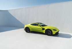 El peculiar diseño del nuevo Aston Martin Vantage y sus secretos