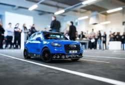 La Copa de conducción autónoma de Audi busca jóvenes talentos