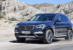 BMW registra nuevos nombres iX para sus nuevos modelos eléctricos