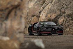El primer Bugatti Chiron de especificaciones USA en venta a estrenar
